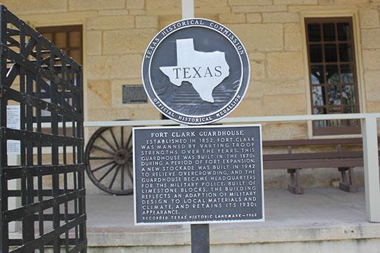 History | Fort Clark Springs - Brackettville, Texas